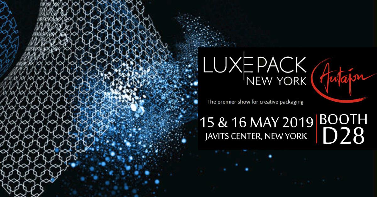 Luxe Pack New York 2019 |Autajon Group